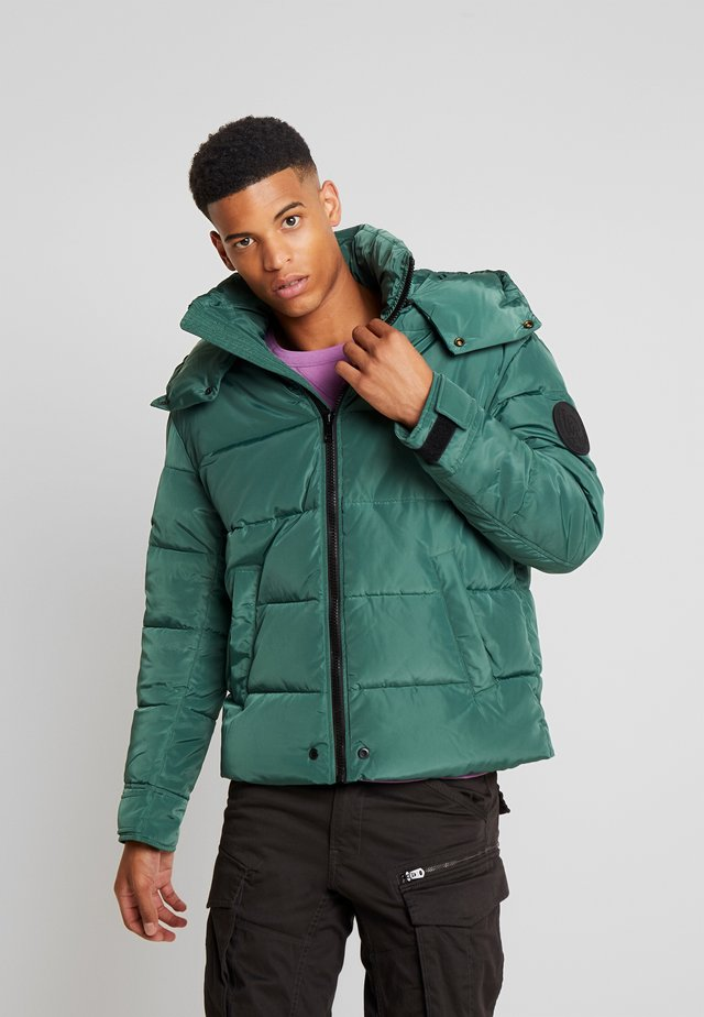 W-SMITH-YA-WH JACKET - Winterjas - green
