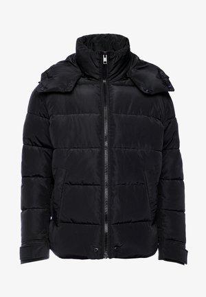 W-SMITH-YA-WH JACKET - Winter jacket - black