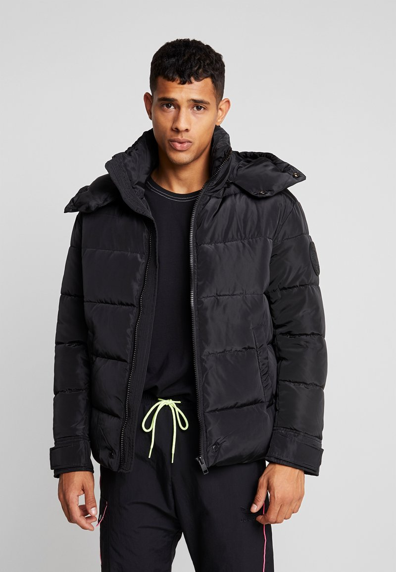 Diesel - W-SMITH-YA-WH JACKET - Winterjacke - black