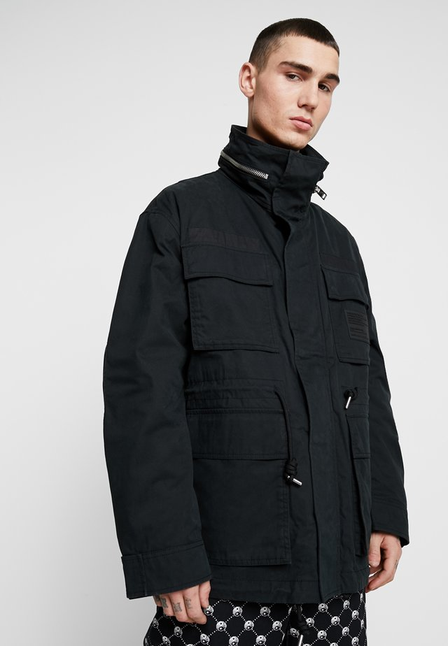 J-TOUCHIN JACKET - Summer jacket - black