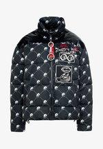 W-PIATIG-PEACE JACKET - Winter jacket - black