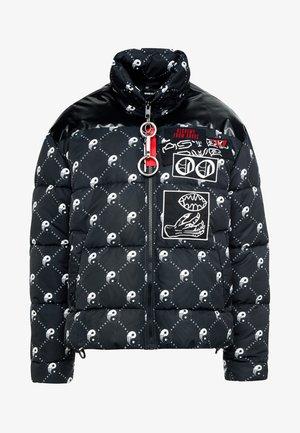 W-PIATIG-PEACE JACKET - Zimní bunda - black