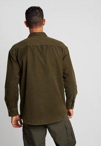 Diesel - LEBED SHIRT - Overhemd - khaki - 2