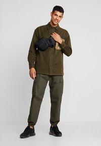 Diesel - LEBED SHIRT - Overhemd - khaki - 1
