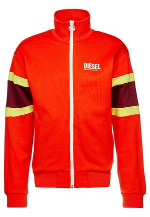 S-AKON SWEAT-SHIRT - Sportovní bunda - red