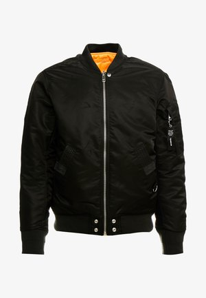 J-ROSS-REV JACKET - Blouson Bomber - black