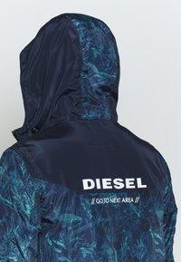 Diesel - HARPOON - Kevyt takki - blue - 4