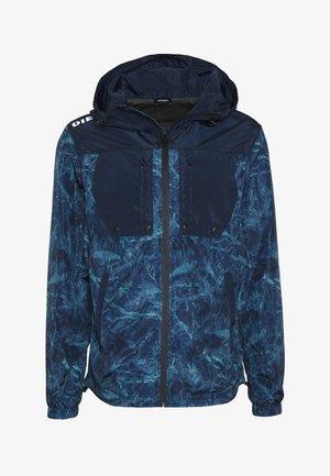 HARPOON - Lehká bunda - blue