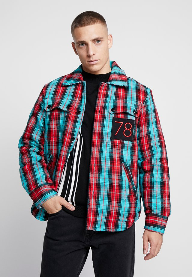 S-JOHNS JACKET - Jas - red