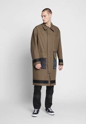 J-ROBERT OVERCOAT - Trench - camel