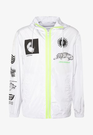 HEAD JACKET - Giacca leggera - white