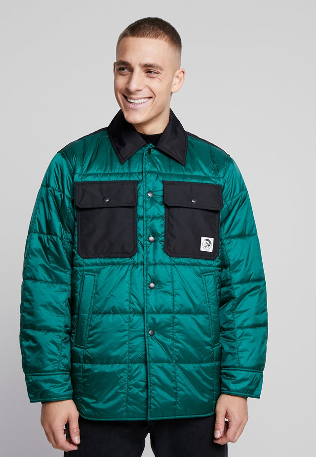 WELLES JACKET - Jas - green