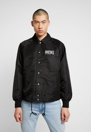 J-AKIO-A JACKET - Lehká bunda - black