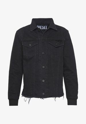 D-BLIT JACKET - Veste en jean - black