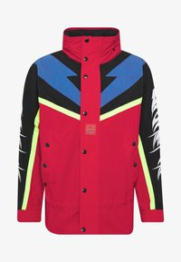 Diesel - BENDER - Talvitakki - red/black/blue - 3