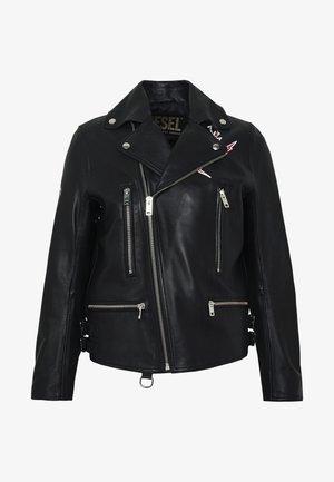 CL-L-GOTIV-LITM CHINA LUX - Kožená bunda - black