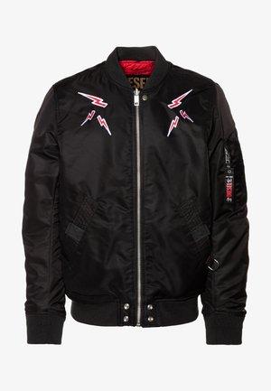 ROSS CHINA LUX - Bomber bunda - black