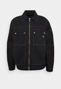 Diesel - J-BERKLEY JACKET - Tunn jacka - black - 0