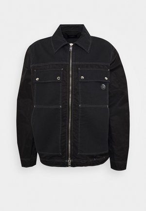 J-BERKLEY JACKET - Summer jacket - black