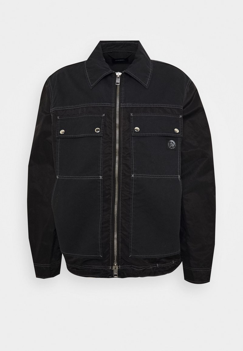 Diesel - J-BERKLEY JACKET - Tunn jacka - black