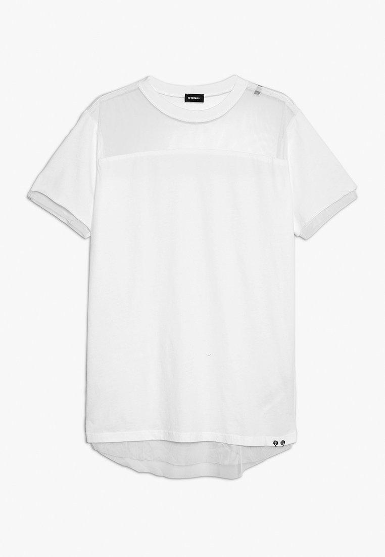 Diesel - DLIA ABITO - Sukienka z dżerseju - white