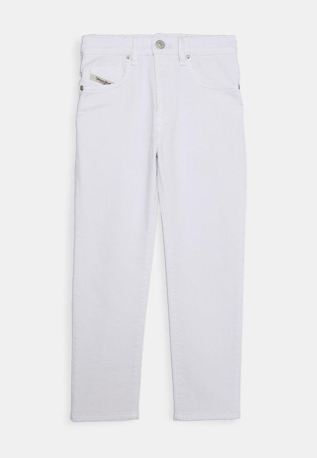 MHARKY-J JJJ PANTALONI - Jeans Skinny Fit - bianco