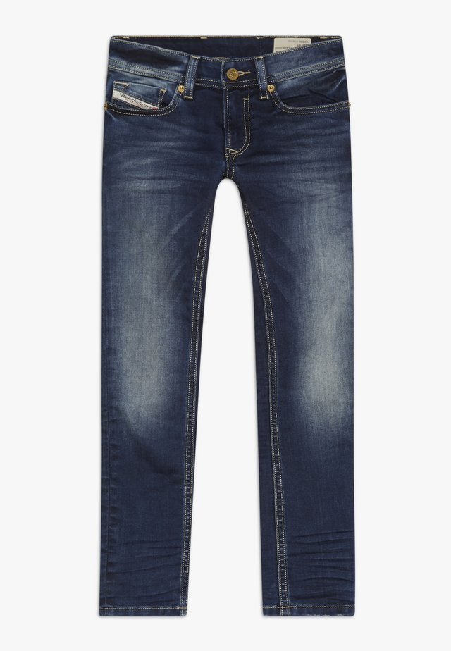 SLEENKER-J-N - Slim fit jeans - blue denim