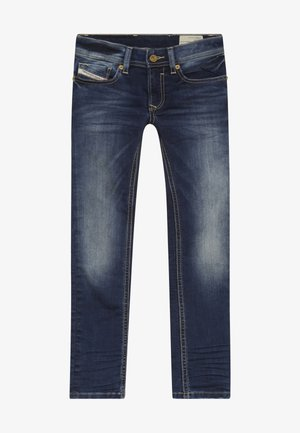 SLEENKER-J-N - Jeans slim fit - blue denim