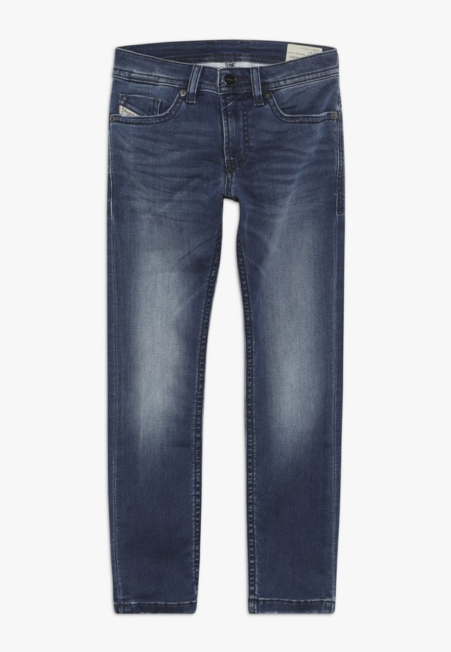 THOMMER-J JJJ - Slim fit jeans - blue denim