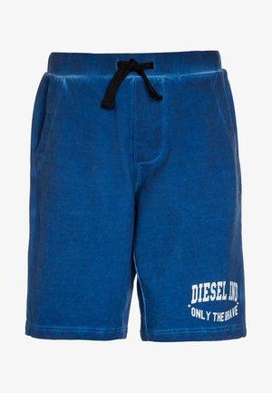 PILLOR CALZONCINI - Teplákové kalhoty - blue