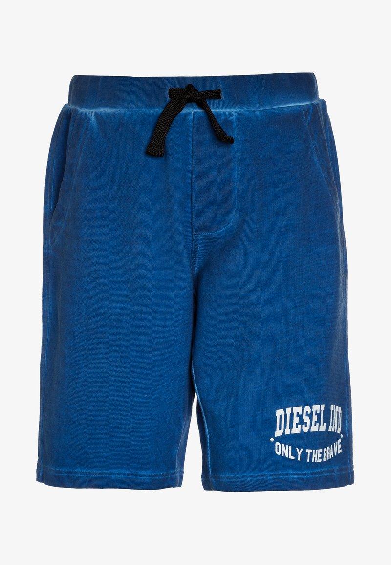 Diesel - PILLOR CALZONCINI - Teplákové kalhoty - blue