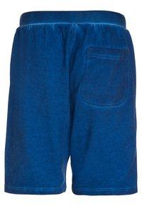 Diesel - PILLOR CALZONCINI - Teplákové kalhoty - blue - 1