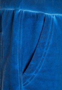 Diesel - PILLOR CALZONCINI - Teplákové kalhoty - blue - 2