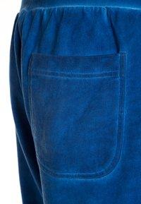 Diesel - PILLOR CALZONCINI - Teplákové kalhoty - blue - 3