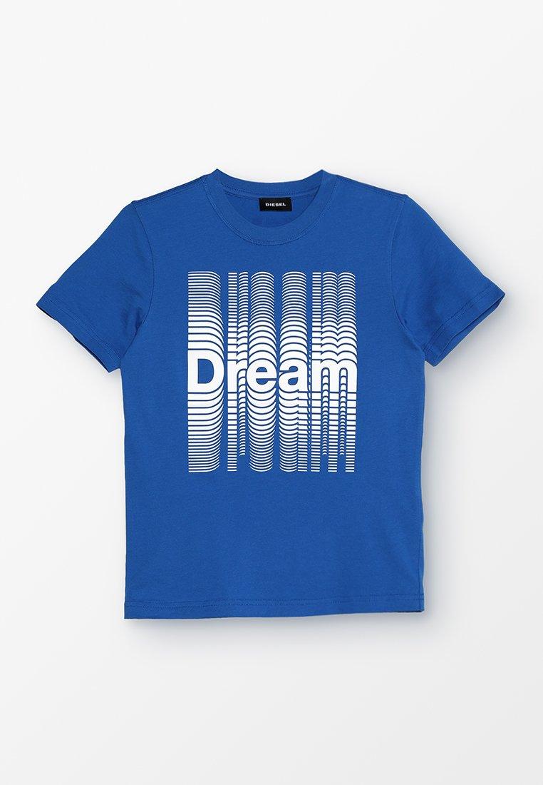 Diesel - TJUSTSE MAGLIETTA - T-shirt z nadrukiem - k89e