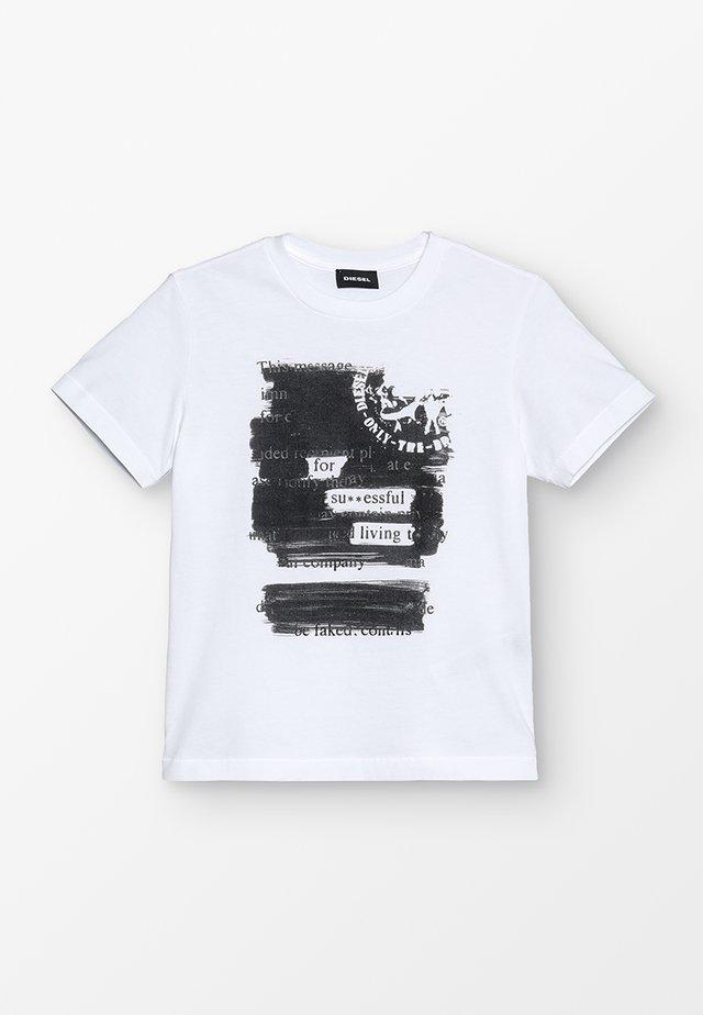 TDIEGORH MAGLIETTA - T-shirt print - k100