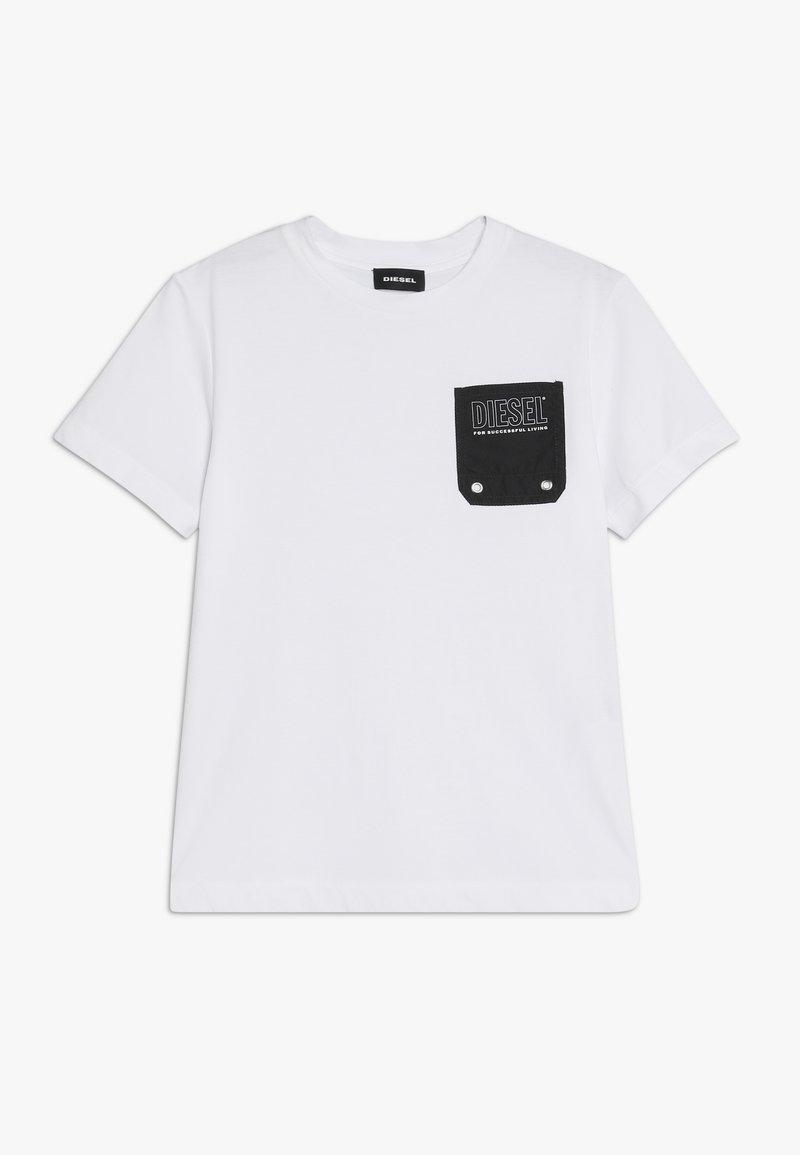 Diesel - TBMOW - T-shirt print - white