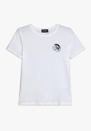 UMTEE-TRANDAL - T-shirt z nadrukiem - bianco