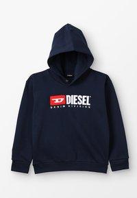 Diesel - SDIVISION OVER FELPA - Hoodie - k80a - 0