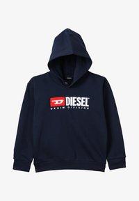 Diesel - SDIVISION OVER FELPA - Hoodie - k80a - 3