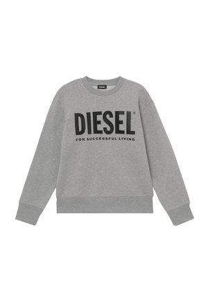 SCREWDIVISION-LOGO - Sweater - grigio melange nuovo