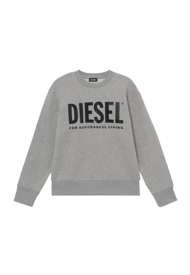 SCREWDIVISION-LOGO - Sweatshirts - grigio melange nuovo