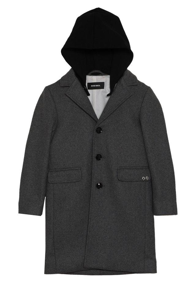 JDEXTER GIACCA - Classic coat - grey