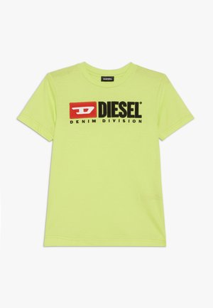 TJUSTDIVISION - T-shirt med print - sulphur spring