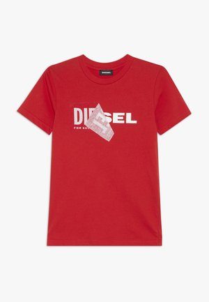 TDIEGO - T-shirt print - red