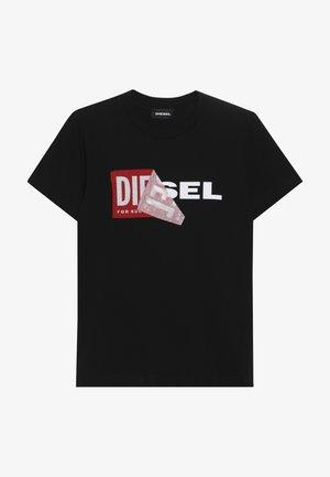 TDIEGO - T-shirt print - nero