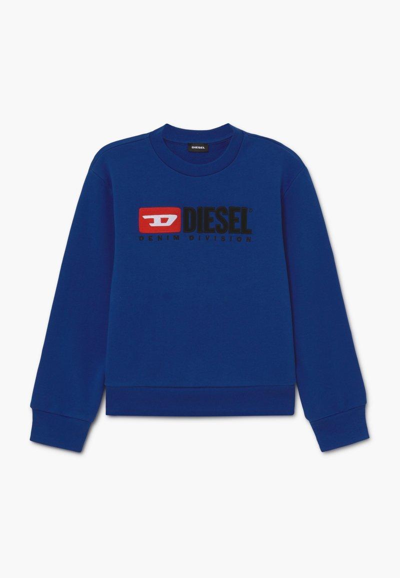 Diesel - SCREWDIVISION OVER - Sweatshirt - surf the web