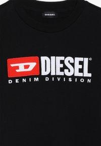 Diesel - SCREWDIVISION OVER - Sweatshirt - nero - 3