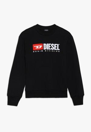 SCREWDIVISION OVER - Sweater - nero