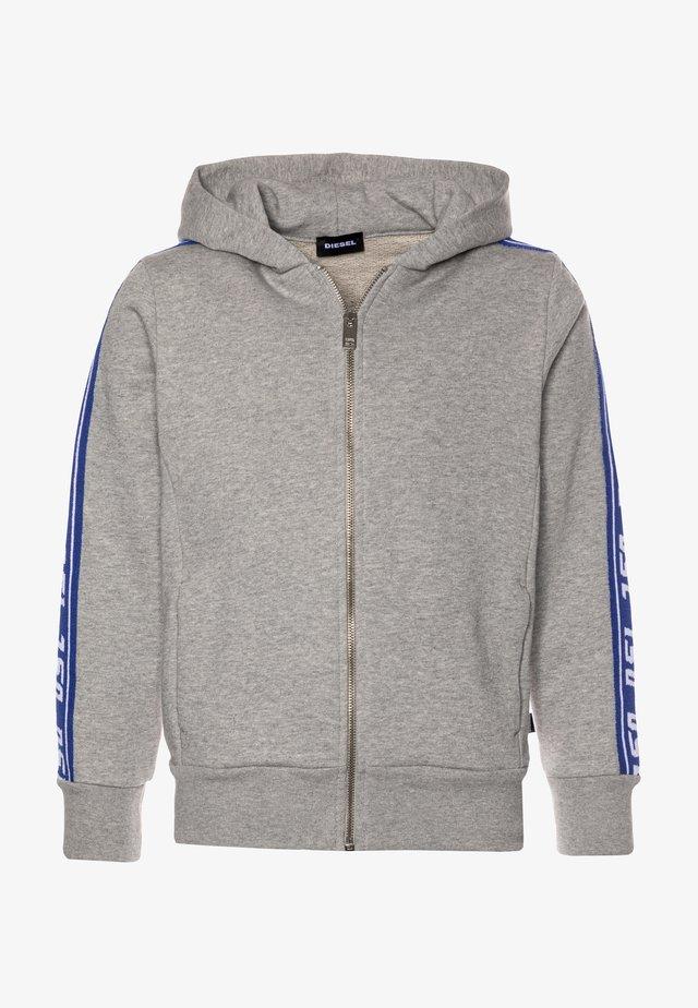 SUITAX - Sweatjakke /Træningstrøjer - grey melange/blue